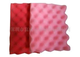 揭阳红色波浪棉